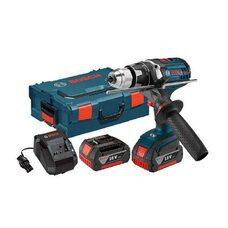 Бесщеточный шуруповерт Bosch GSR 18 VE-2-LI Brushless (DDH181X-01L)
