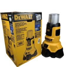 Аккумуляторный светодиодный фонарь DEWALT DCL070 FLEXVOLT 20V MAX*
