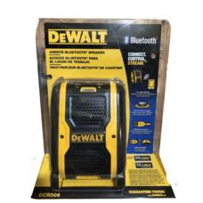 Колонка для радио  DEWALT DCR006 Bluetooth