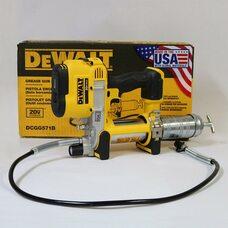 Субкомпактный смазочный пистолет DEWALT DCGG571B 20V MAX*
