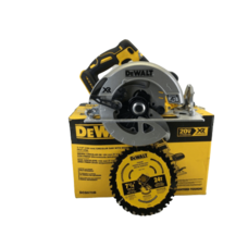 Безщіткова циркулярна пила DEWALT DCS570B 185mm 20V MAX *