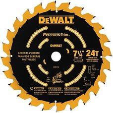 Пильный диск для торцовочной пилы 7-1/4 DEWALT DW7112PT 24T
