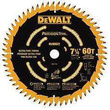 Пильный диск для торцовочной пилы 7-1/4 DEWALT DW7116PT 60T