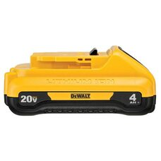 Аккумулятор DEWALT DCB240 (DCB189) Li-Ion 4.0 Ah 20V MAX* XR