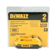 Аккумулятор DEWALT DCB203 (DCB183) Li-Ion 2.0 Ач 20V MAX* XR
