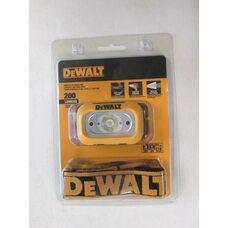 Налобный фонарь  DEWALT DWHT81424 LED