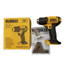 Аккумуляторный строительный фен DEWALT DCE530B 20V MAX*