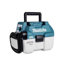 Аккумуляторный бесщеточный пылесос Makita DVC750LZ (XCV11Z) 18V LXT