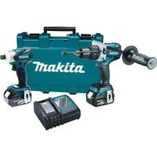 Набор аккумуляторных шуруповертов Makita XT252M (DLX2055M) 4.0 Ah 18V LXT