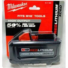 Аккумуляторная батарея Milwaukee M18 HD6 6.0 Ah (48-11-1865) HIGH OUTPUT™
