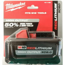 Аккумулятор Milwaukee M18 HB8  8.0 Ah (48-11-1880) REDLITHIUM™ HIGH OUTPUT™