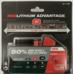 Аккумуляторная батарея  Milwaukee M18 B8  8.0 Ah (48-11-1880) REDLITHIUM™ HIGH OUTPUT™