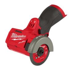 Аккумуляторный бесщеточный угловой резак 75мм Milwaukee M12 FCOT-0 (2522-20) FUEL™