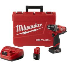 Бесщеточный шуруповерт Milwaukee M12 (2503-22)  FUEL™