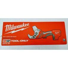 Аккумуляторный труборез для труб РЕХ Milwaukee C12 PPC-0 (2470-20)