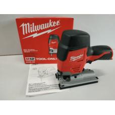 Аккумуляторный лобзик Milwaukee M12 JS-0 (2445-20)