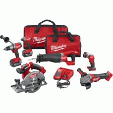 Набор бесщеточного инструмента Milwaukee M18 FPP6C-502B (2896-26) FUEL™