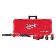 Аккумуляторный бесщеточный динамометрический ключ 1/2 Milwaukee 2465-22 M12  FUEL™ ONE-KEY™