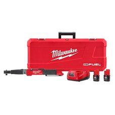 Аккумуляторный бесщеточный динамометрический ключ 1/2 Milwaukee 2466-22 M12  FUEL™ ONE-KEY™