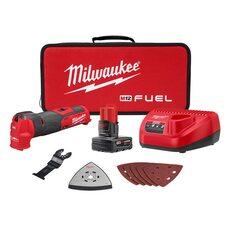 Аккумуляторный бесщеточный мультирезак (реноватор) Milwaukee 2526-21XC M12 FUEL™