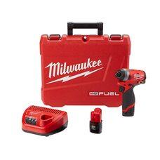 Бесщеточный ударный шуруповерт/гайковерт (импакт) Milwaukee 2553-22 (FID-202X) M12 FUEL™