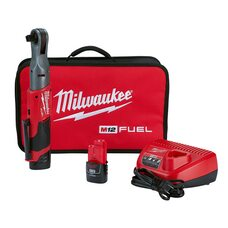 Аккумуляторный бесщеточный угловой гайковерт 1/2 Milwaukee 2558-22 M12 FUEL™