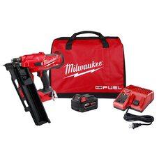 Бесщеточный нейлер 90mm Milwaukee 2744-21 M18 FUEL™