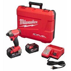 Аккумуляторный гидравлический шуруповерт/гайковерт (импакт) Milwaukee 2760-22 (FQID-502X) M18 FUEL™ SURGE™