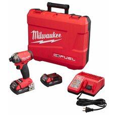 Аккумуляторный гидравлический шуруповерт/гайковерт (импакт) Milwaukee 2760-22CT M18 FUEL™ SURGE™