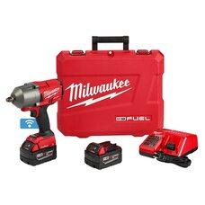 Аккумуляторный бесщеточный гайковерт 1/2 Milwaukee 2863-22 M18 FUEL™ ONE-KEY™ High Torque