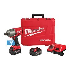 Аккумуляторный бесщеточный гайковерт 3/4 Milwaukee 2864-22 (ONEFHIWF34-502X) M18 FUEL™ ONE-KEY™