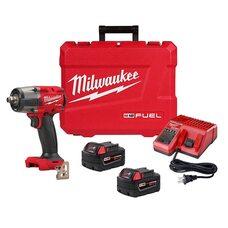 "Аккумуляторный бесщеточный гайковерт 1/2"" Milwaukee 2962-22 (FMTIW2F12-502X) M18 FUEL™"