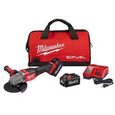 Аккумуляторная бесщеточная шлифовальная машина Milwaukee 2980-22 M18 FUEL™ 125 - 150mm