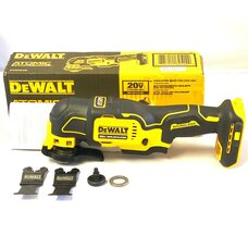 Аккумуляторный реноватор / мультирезак DEWALT DCS354B ATOMIC 20V MAX* Brushless