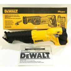Аккумуляторная сабельная пила DEWALT DCS380B 20V MAX*