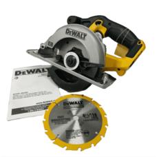 Аккумуляторная циркулярная пила DEWALT DCS391B 20V MAX*