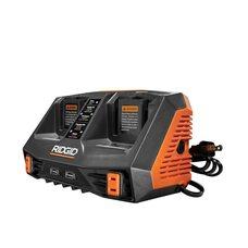 Зарядное устройство с портами USB Ridgid AC840094 18В
