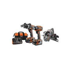 Набор бесщеточного инструмента Ridgid R9210 GEN5X 18В