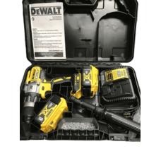 Ударный шуруповерт DEWALT DCD996P2 5Ah 20V MAX* XR