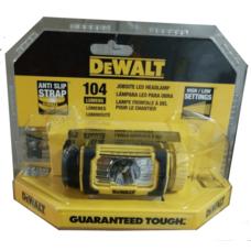 Налобный фонарь DEWALT DWHT70440 LED