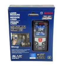 Bosch GLM 50 C Bluetooth - лазерная рулетка дальномер