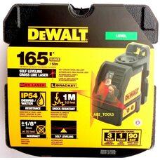 Лазерный уровень нивелир DEWALT DW087K (DW088K)