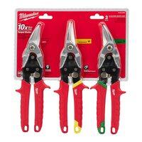 Ножницы по металлу Milwaukee 48-22-4533