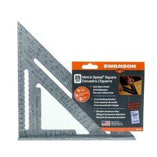 Угольник Свенсона Swanson Metric Speed Square 25 cm NA202