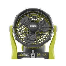 Аккумуляторный гибридный вентилятор Ryobi P3320 18V ONE+